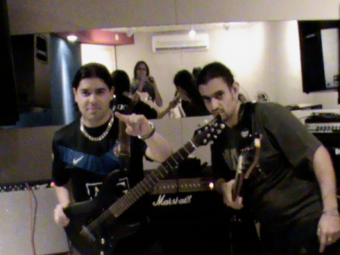 Bruno Ladislay & Denison Fernandes